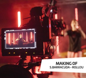 Making of S.Barracuda - Roluju