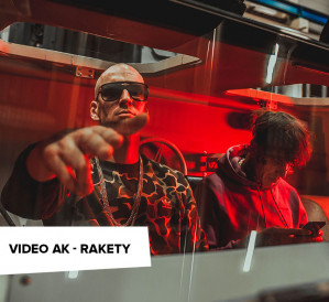 AK - Rakety (OFFICIAL VIDEO)