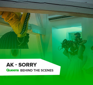 Behind The Scenes: videoklip AK - Sorry