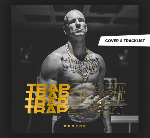 Pastor - Trapsport - cover & tracklist