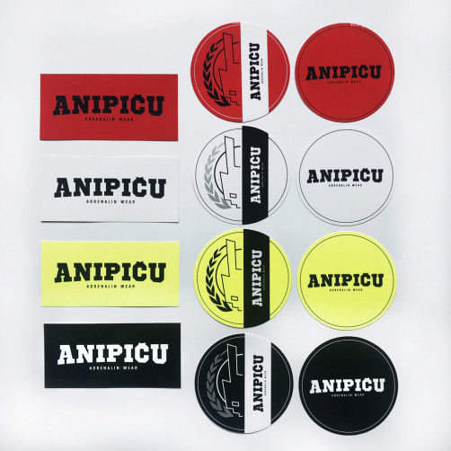 ANIPIČU Sticker Pack