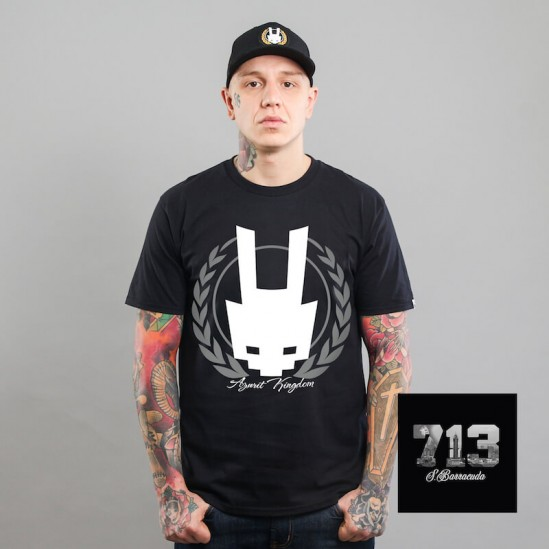 713 pack - black tee + CD